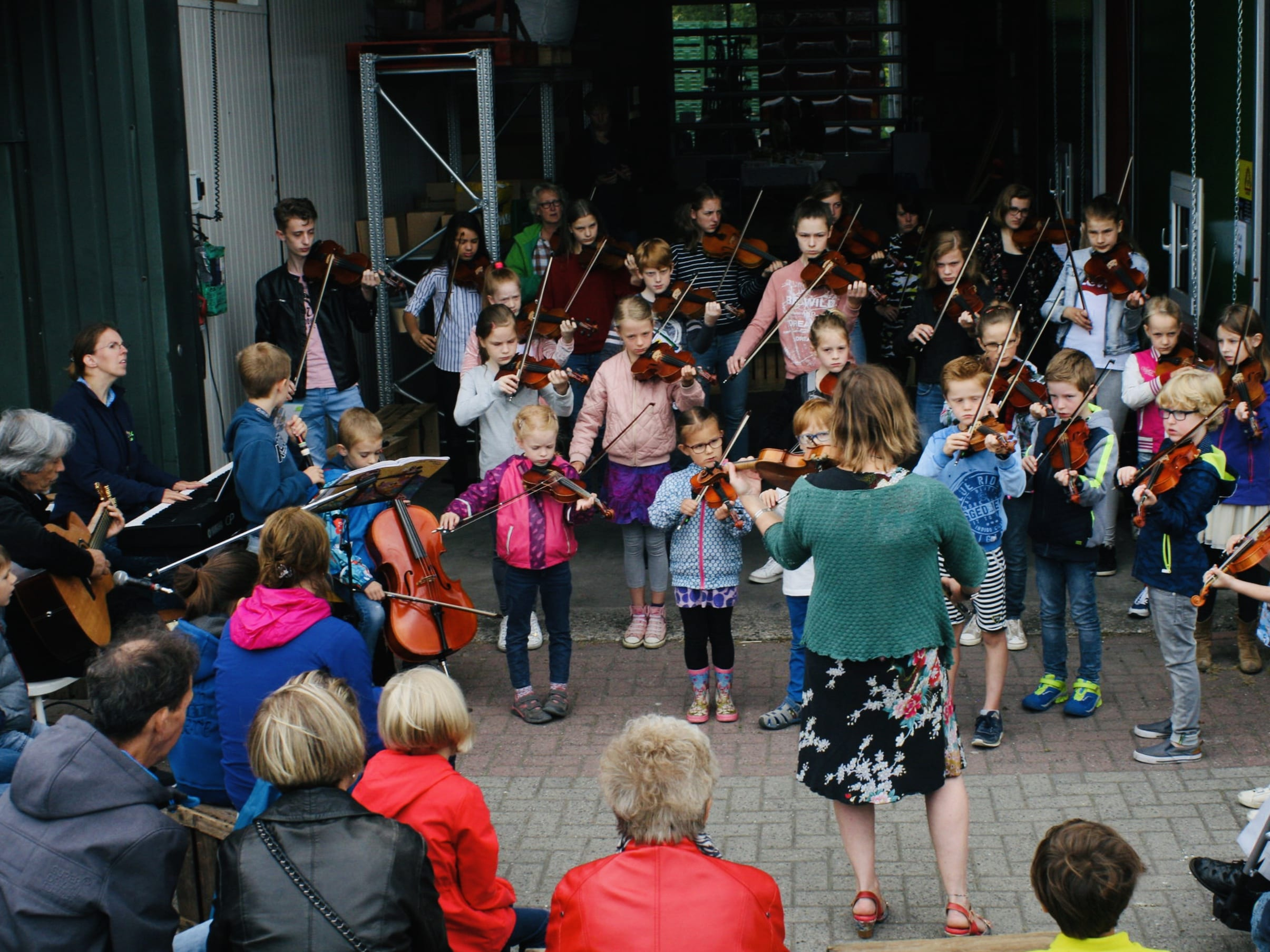 Vioolschool 4Strings Vleuten