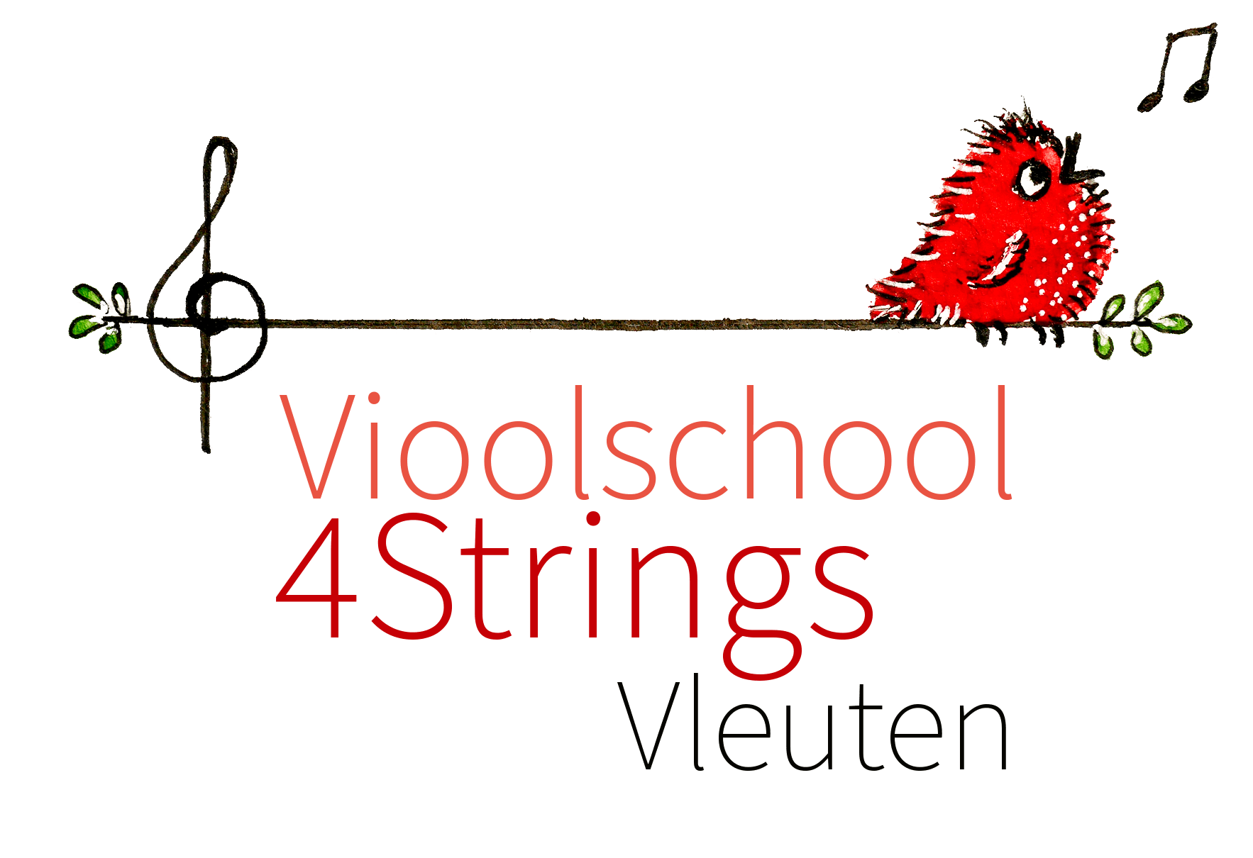 Vioolschool 4Strings