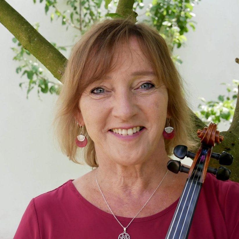 Portret van Marijke Rutten